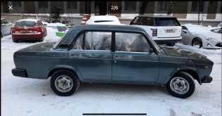 Москва 2107 1998