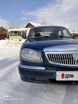 Якутск 31105 Волга 2004