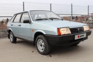 Новосибирск 2109 2001