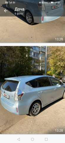 Москва Prius 2012