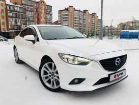 Абакан Mazda Mazda6 2013