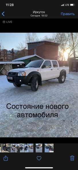 Иркутск Nissan NP300 2012