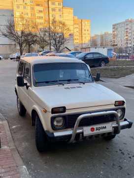 Старый Оскол 4x4 2121 Нива 1993