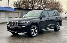 Пятигорск BMW X7 2020