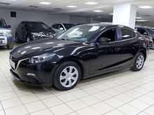 Москва Mazda3 2013