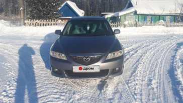 Яшкино Mazda6 2003