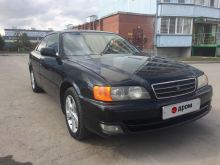 Новосибирск Chaser 2001