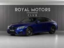 Москва BMW M4 2018