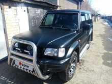 Иркутск Galloper 2000