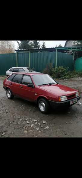Новосибирск 2109 1995