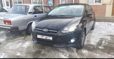 Гехи Ford Focus 2012