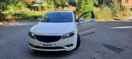 Emgrand GT 2016
