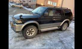 Лермонтов Challenger 1996