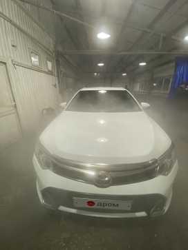 Когалым Toyota Camry 2016