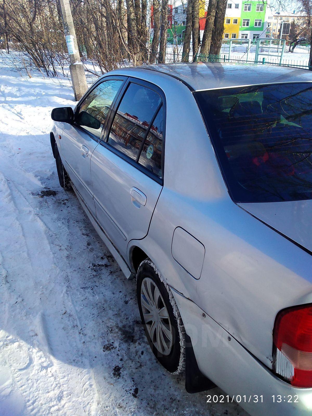 Продажа Mazda Familia 2001 год в Омске, обмен на ...