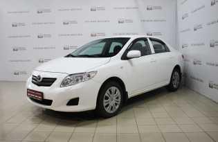 Corolla FX 2009