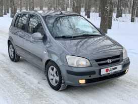 Челябинск Hyundai Getz 2004