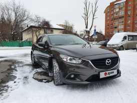 Тюмень Mazda6 2017