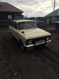 Ленинск-Кузнецкий 2125 Комби 1987