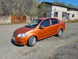 Владивосток Aveo 2006