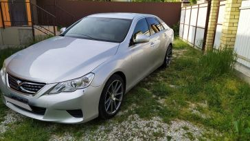Новороссийск Toyota Mark X 2010