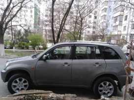 Новороссийск Tiggo T11 2012