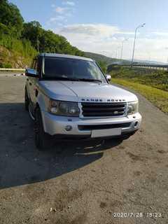 Владивосток Range Rover Sport
