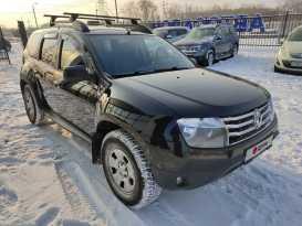 Челябинск Duster 2012