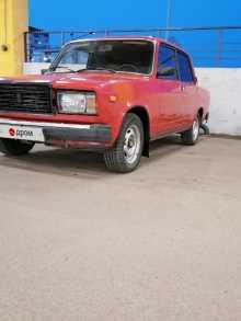 Братск 2107 1989
