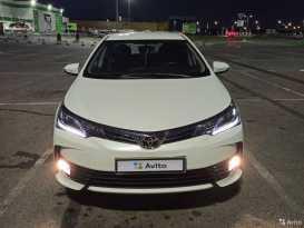 Калининград Corolla 2018