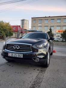 Новосибирск FX35 2012