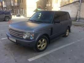 Новосибирск Range Rover 2002