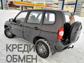 Барнаул Niva 2011
