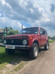 Балашов 4x4 2121 Нива 1996