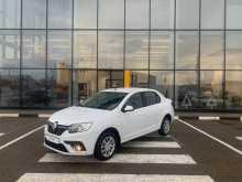 Новороссийск Renault Logan 2021