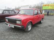 Шахты 2107 1991