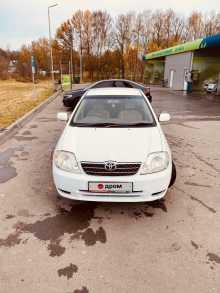 Истра Corolla 2000
