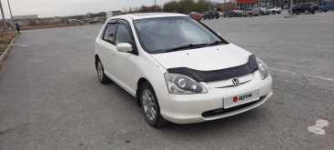 Ревда Civic 2000