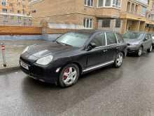 Москва Cayenne 2006