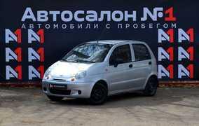 Уфа Matiz 2010