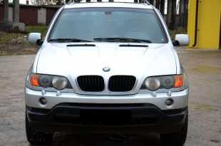 Котлас BMW X5 2002