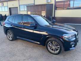 Саранск BMW X3 2019
