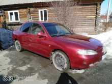 Мишкино Elantra 1995