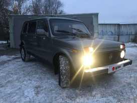 Омск 4x4 2131 Нива 2011