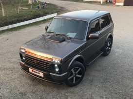 Краснодар 4x4 Урбан 2018