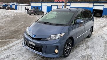 Москва Toyota Estima 2016