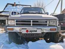 Белореченский Hilux Pick Up 1990