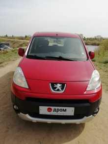 Курган Partner Tepee 2010