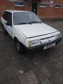 Щёкино 2108 1991