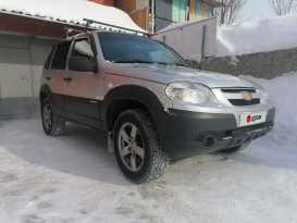 Томск Niva 2011
